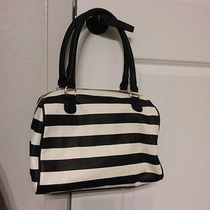Betsey Johnson Bags - BETSEY JOHNSON purse.  Retro punk.